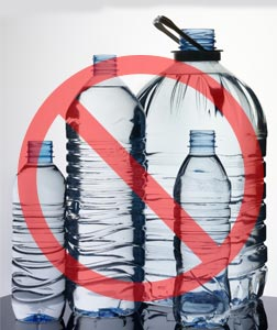 Basta con pesanti ed ingombranti bottiglie